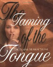 Cover of: The taming of the tongue