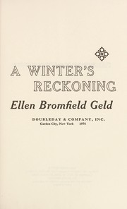 Cover of: A winter's reckoning