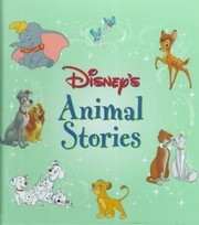 Cover of: Disney's animal stories