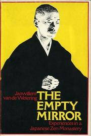 Cover of: The empty mirror; experiences in a Japanese Zen monastery