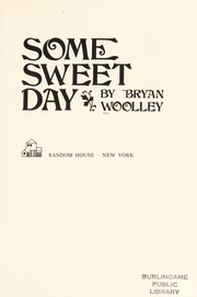 Cover of: Some sweet day