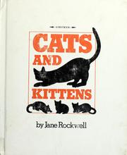 Cover of: Cats and Kittens