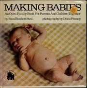 Cover of: Making babies