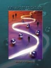 Cover of: Pathways to psychology