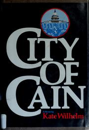 Cover of: City of Cain