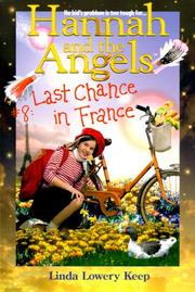 Cover of: Last chance in France