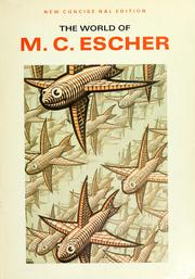 Cover of: The world of M.C. Escher