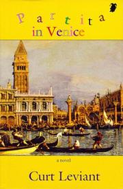 Cover of: Partita in Venice