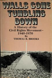 Cover of: Walls come tumbling down