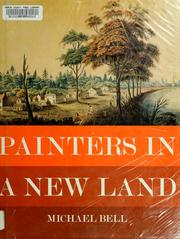 Cover of: Painters in a new land