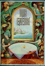 Cover of: Das energi