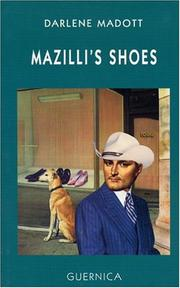 Cover of: Mazilli's shoes
