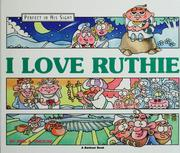 Cover of: I love Ruthie