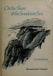Cover of: On the shore of the sundown sea