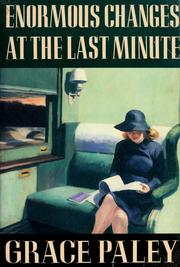 Cover of: Enormous Changes at the Last Minute: stories