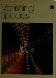 Cover of: Vanishing species