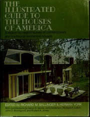 Cover of: The illustrated guide to the houses of America