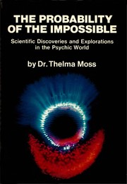 Cover of: The probability of the impossible