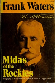 Cover of: Midas of the rockies