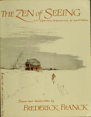 Cover of: The Zen of seeing