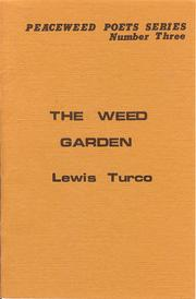 Cover of: The weed garden