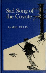 Cover of: Sad song of the coyote
