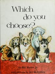 Cover of: Which do you choose?