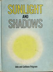 Cover of: Sunlight and shadows