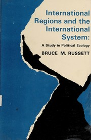 Cover of: International regions and the international system
