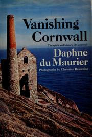 Cover of: Vanishing Cornwall