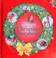 Cover of: Disney's Christmas storybook