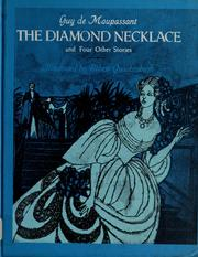 Cover of: The diamond necklace, and four other stories