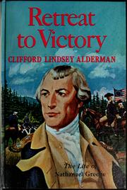 Cover of: Retreat to victory