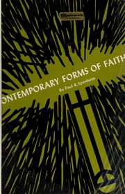Cover of: Contemporary forms of faith