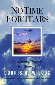 Cover of: No time for tears