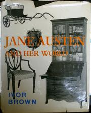 Cover of: Jane Austen and her world