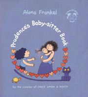 Cover of: Prudence's baby-sitter book