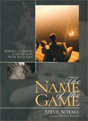 Cover of: The name of the game