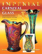 Cover of: Imperial carnival glass