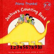 Cover of: Joshua's counting book