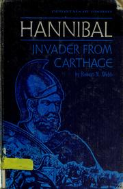 Cover of: Hannibal, invader from Carthage
