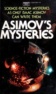 Cover of: Asimov's mysteries