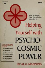 Cover of: Helping Yourself with Psycho-Cosmic Power