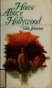 Cover of: House above Hollywood