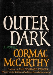 Cover of: Outer dark