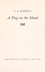 Cover of: A flag on the island