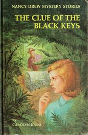 Cover of: The clue of the black keys