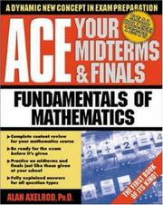 Cover of: Ace your midterms & finals: Principles of Economics