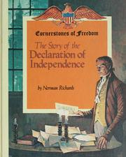 Cover of: The story of the Declaration of independence