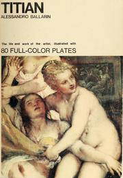 Cover of: Titian